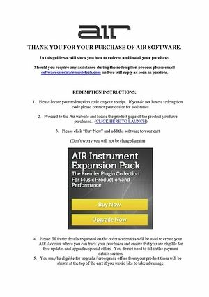 AIR Music Technology Structure 2 – Thomann United States