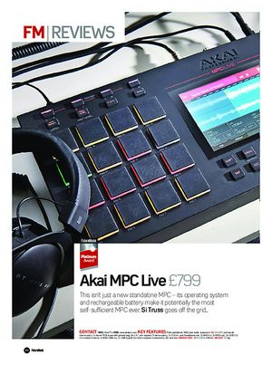Akai MPC Live – Thomann United States