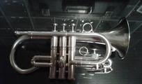 Trompete Cornetim Besson mib
