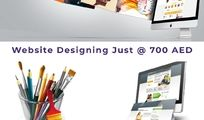 Create Online Presence of Your Business in Just 700 AED- Website Designing