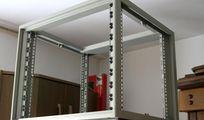 TV Ton Tonstudio Rack Kiste TV RUNDFUNK 9 HE Rack