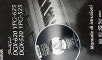 Tastiera YAMAHA DGX 620 YAMAHA 88 tasti pesati - Pianoforte digitale