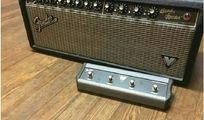 Fender bandmaster VM : tête d'ampli à lampe 40 watt