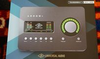 Universal Audio Apollo Twin MKII SOLO 2x6 Thunderbolt Audio Interface with UAD D