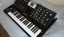 Moog Voyager 50th anniversary limited edition