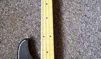 Cimar electric bass