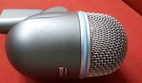 SHURE Beta 52 Mikrofon mit Tasche