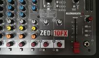 Allen & Heat ZEDi10 FX