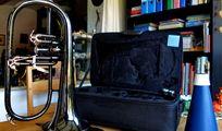 Thomann Black Jazz Bb Flügelhorn zu verkaufen