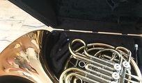 Seltenes Doppelhorn HOLTON H181 - UVP 6.510,00 EUR