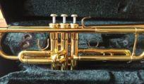 1982-84 Yamaha YTR-6345 Bb-Trompete