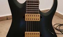 Ibanez JBM27 Jake Bowen + Ibanez MP100C