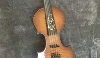 Zeta 5-String Jazz Classic Journey