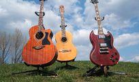 Individueller Gitarrenunterricht in Nürnberg.