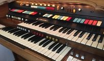 HAMMOND Orgel, AURORA CLASSIC 200 Serie