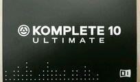 Native Instruments Komplete 10 Ultimate (Volllizenz)