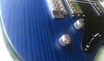 Yamaha PACIFICA 611 VFMX Blue