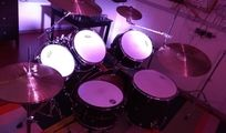 Tama Silverstar Limited Edition Flat Black