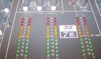 Mischpult Soundcraft LX7 I 24/4/2