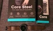 Soundbrenner Core Steel Smartwatch