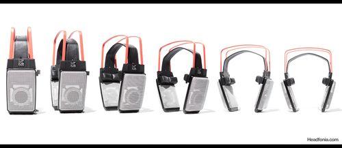 Auriculares AKG K1000