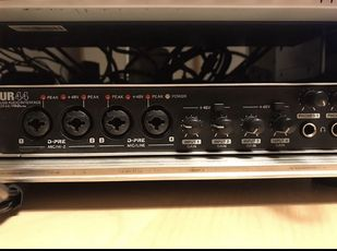 Steinberg UR44 Yamaha 4 x 4 interface