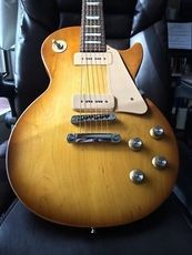 GIBSON LES PAUL STUDIO 60'S TRIBUTE LIMITED RUN HONEYBURST