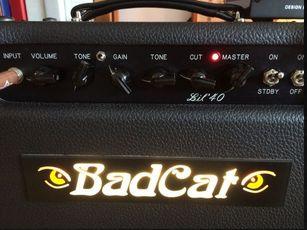 Bad Cat Lil 40 tube amp head