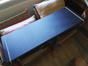 Koffer Case für E-Gitarre, Stratocaster, Telecaster o.ä.