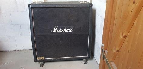 Marshall JCM 900 LEAD 1960 4x12 mit Profi Rack