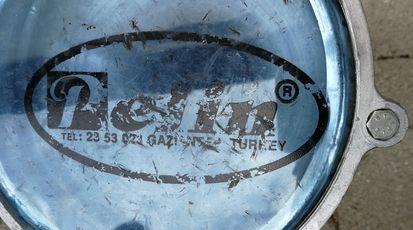 Darbuka, Türkische Trommel