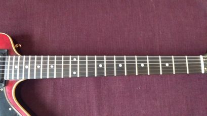 Gibson Explorer 2, 1981 limited edition, gold-plated hardware, original case