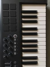 M-Audio Axiom 49 Advanced Midi Keyboard