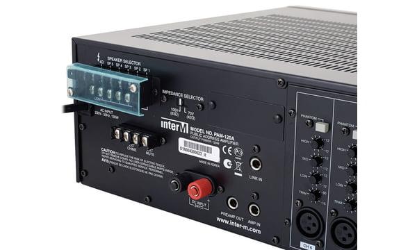 Inter-M PAM-120 A