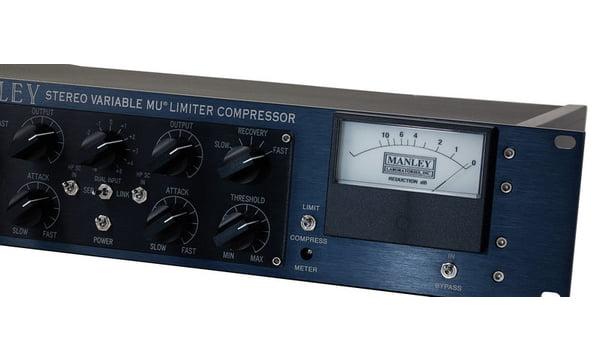Manley Variable MU Compressor/Limiter