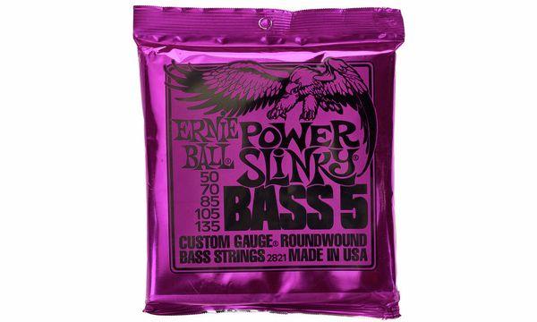 für 5-saitigen E-Bass 1 Satz Fender 72505L E-Bass Saiten