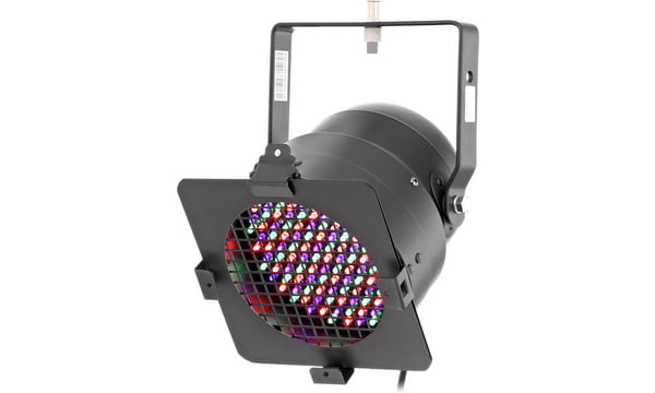 Stairville LED PAR 56 black 151 LEDs RGB