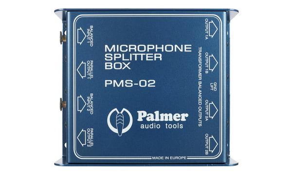 Palmer PMS 02 Mikrofon Splitter – Thomann Norway