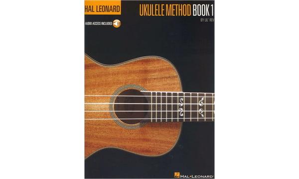 Ukulele hal method 1 leonard book
