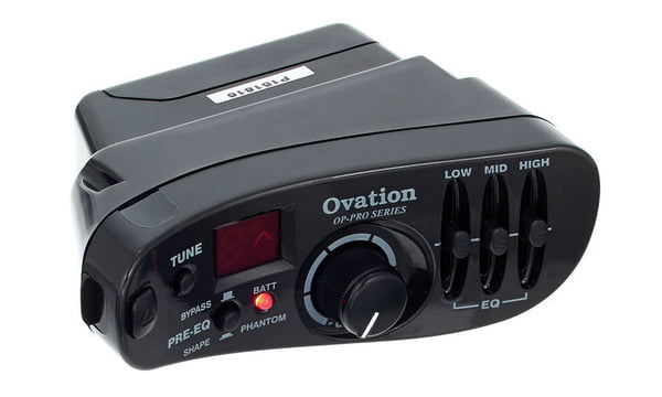 Ovation OP-PRO Preamp
