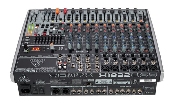 DOWNLOAD DRIVERS: BEHRINGER XENYX X1832 USB