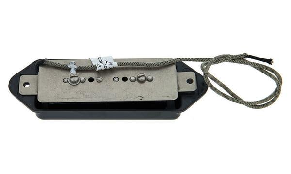 Lindy Fralin P90 Hum-Cancel Dog Ear B BK