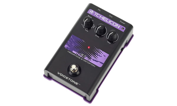 TC Electronic Vocal Effects Processor VOICETONE X1