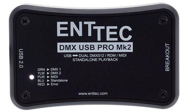 Onwijs Enttec DMX USB Pro MK2 Interface – Thomann United States GC-41