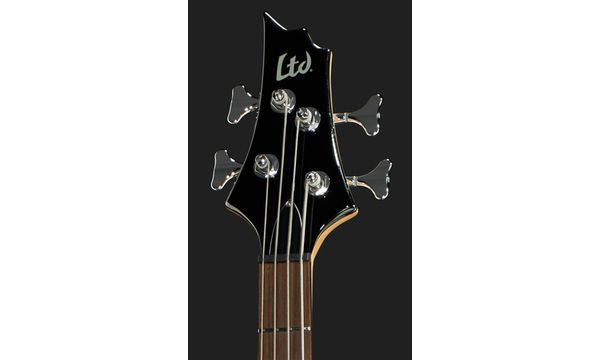 ESP LTD B-50 Black lefthand