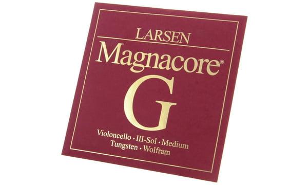 Tungsten Wolfram Medium Larsen Magnacore 4//4 Cello C String