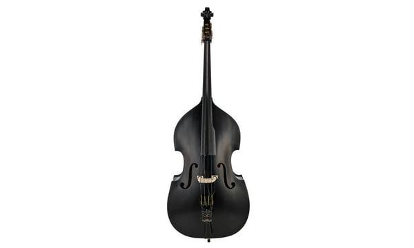 Gewa Rockabilly BK/SH Bass Bundle