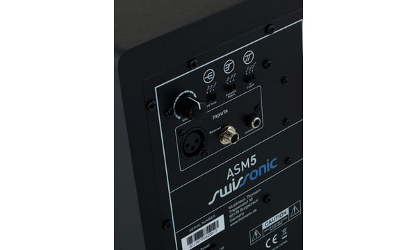 Swissonic ASM5