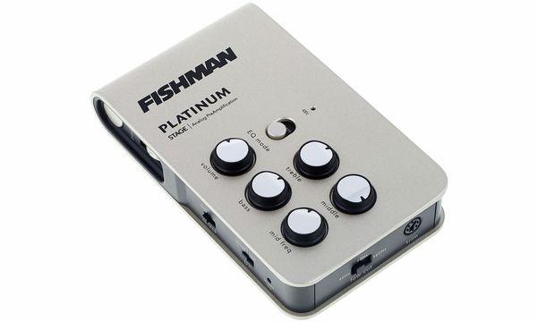 fishman platinum stage analog preamp thomann uk. Black Bedroom Furniture Sets. Home Design Ideas