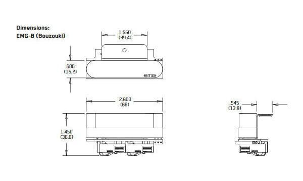 Emg B Pickup Wiring Diagram